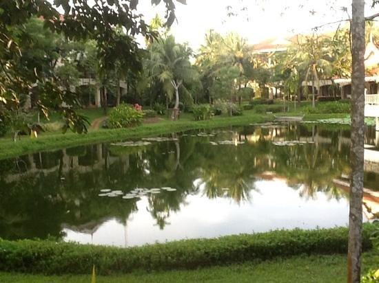 Sofitel Angkor Phokeethra Golf and Spa Resort: some more grounds