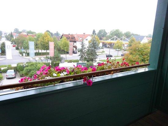 Bauer Hotel & Gasthof: Vista dal terrazzo della camera