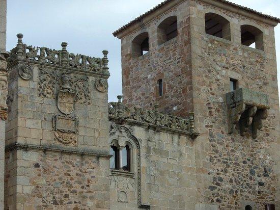 Old Town of Cáceres: Palacio de los Golfines de Abajo