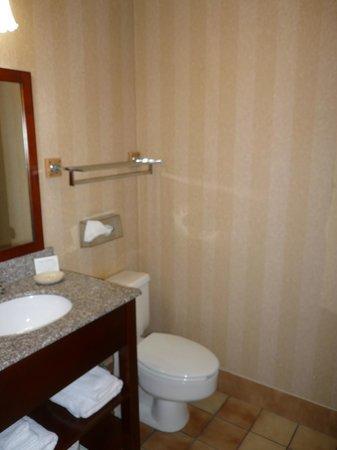 Grand Royale Hotel: bathroom