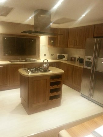 Ribblesdale Park: Lovely Kitchen