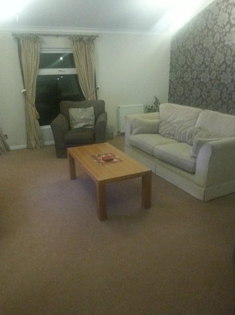 Ribblesdale Park: Lounge area.