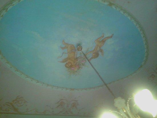 Bertini Hotel : IL tetto della camera n.15