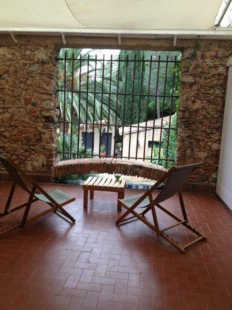 Casa9 Hotel : Room terrace
