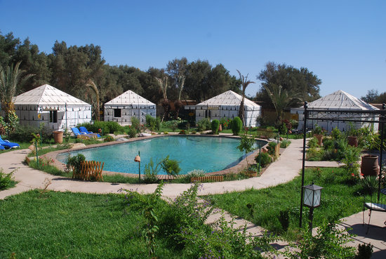 ‪‪Hotel Dar Zitoune‬: Beber village with private swimming pool‬