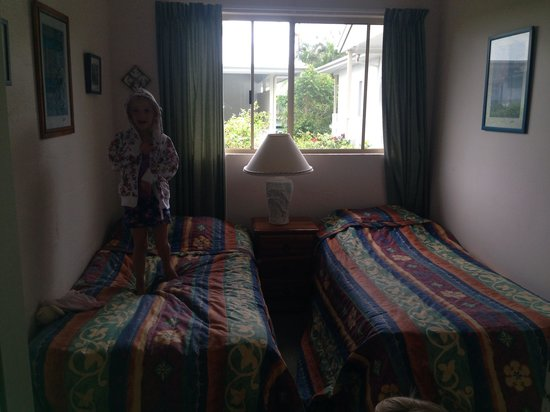 Clearwater Noosa Holiday Apartments: Kids Room