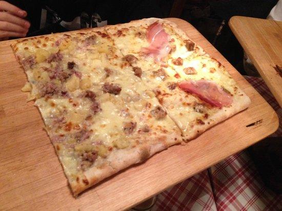 Grano e Sale : pizza