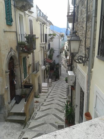 La Reserve Hotel Terme Centro Benessere : Paesino Caramanico