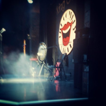 The Comedy Store: King Gong