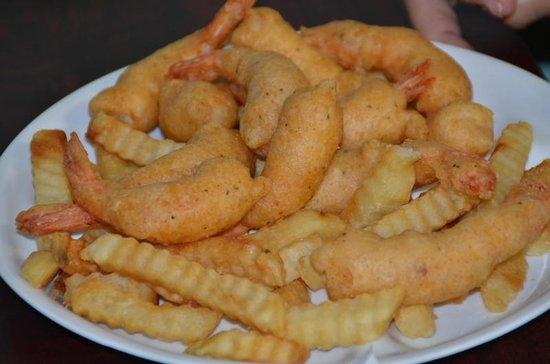 Rocky Cola Seafood