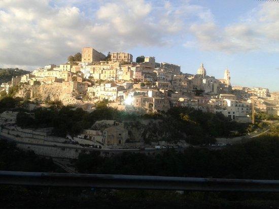 Ragusa Ibla : Panoramica