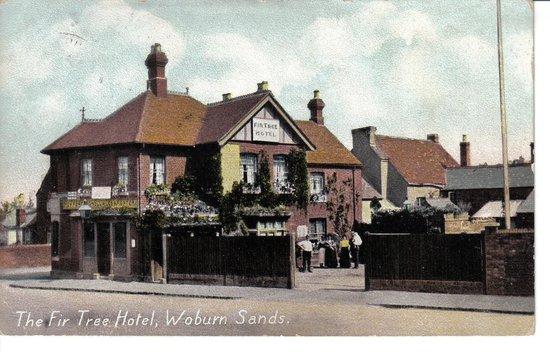 The Fir Tree Inn: The Fir Tree 1900's