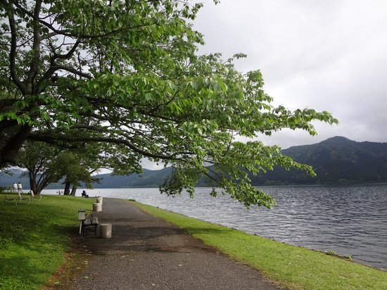 The Prince Hakone Lake Ashinoko: 芦ノ湖湖畔