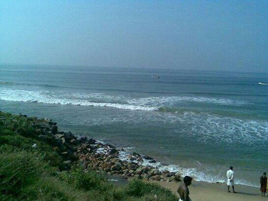 Papasnanam Beach: beach