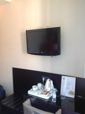 Turim Av Liberdade Hotel : Visão do Apartamento