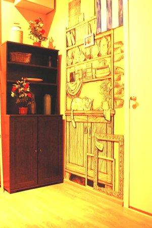 Koffer Residences Hostel: квартира - куба
