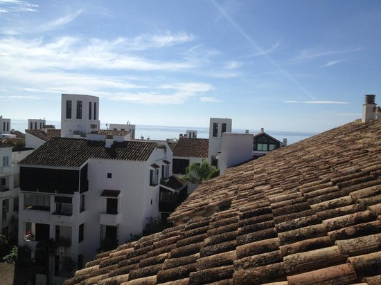 Alanda Club Marbella: uitzicht vanaf dakterras