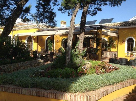 Ona Alanda Club Marbella: Restaurant