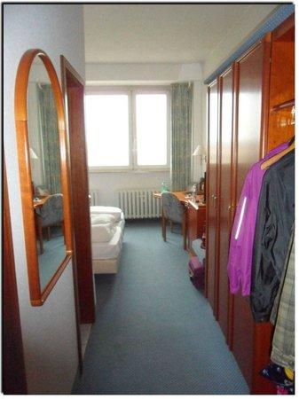 Karsdorf, Allemagne : Blich ins Zimmer