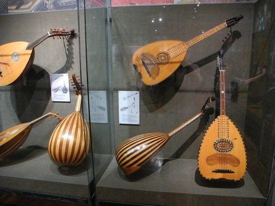 Museum of Greek Popular Musical Instruments