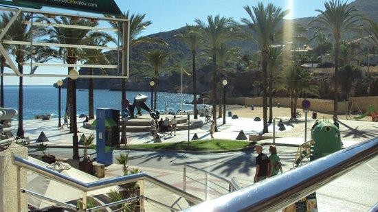 Albir Garden Resort: albir beach