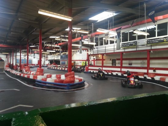 ‪Rayleigh Indoor Karting Stadium‬