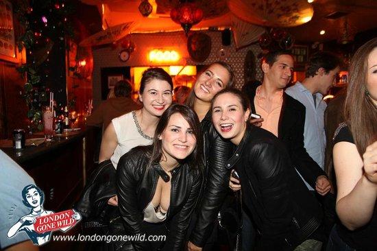 London Party Pub Crawl : Voted #1 Pub Crawl in London on Tripadvisor! londongonewild.com