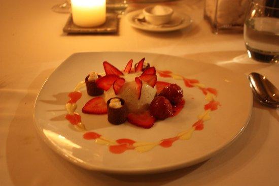 Buitenverwachting Restaurant: dessert