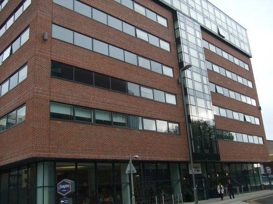 Hampton by Hilton Liverpool City Centre: Exterior of the Hampton