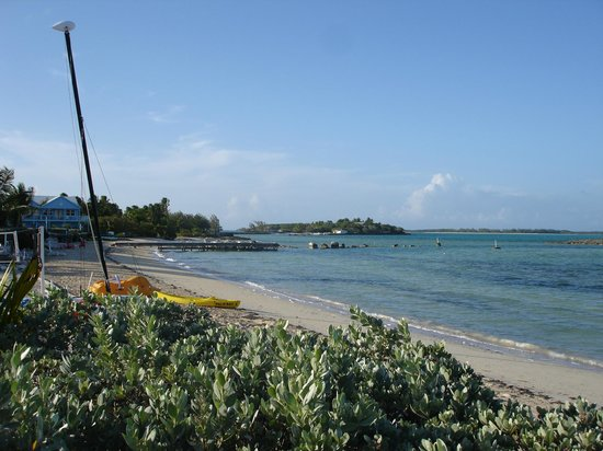 Hideaways at Palm Bay: The Beach