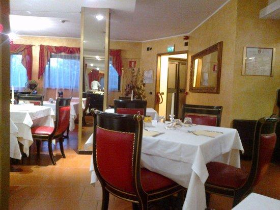 Hotel Motel Visconteo: Sala colazione