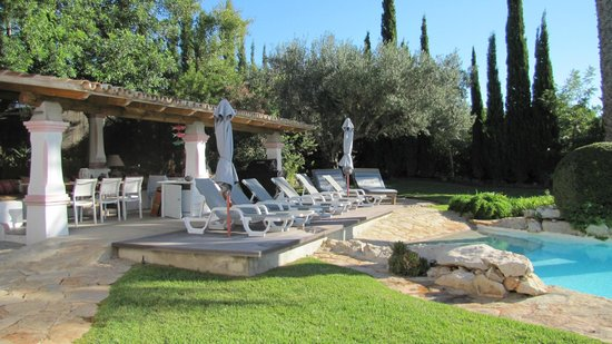 Casa Belaventura: lay back and relax