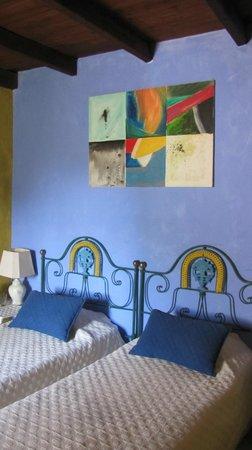 Casa Belaventura: art or bed or both?