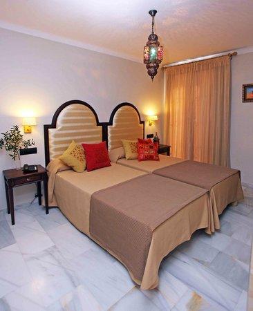 Hotel La Fonda: Habitación