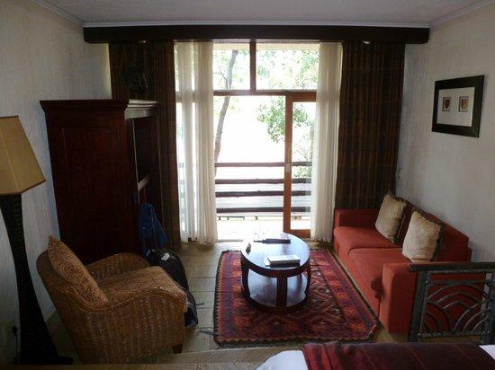 Kwa Maritane Bush Lodge: chambre pour quatres