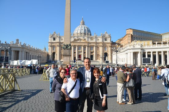 Marco Rome Private Day Tours: A Tour of the Vatican City with Marco
