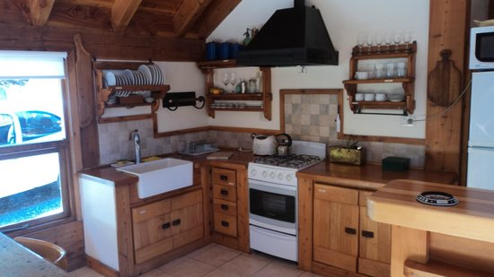 Colina del Manzano: Cabaña El Buho
