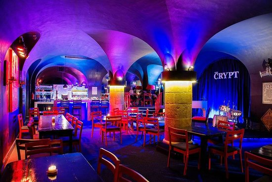 The Crypt Jazz Restaurant