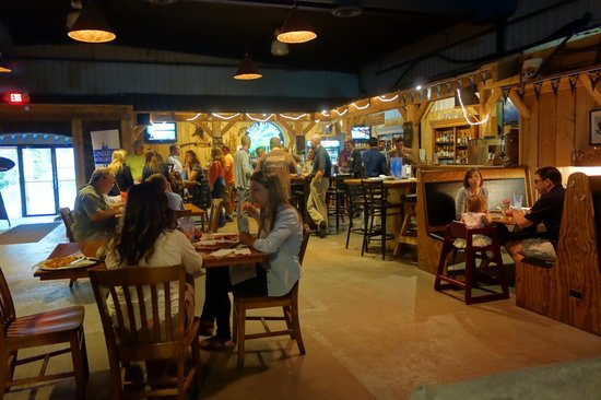 Mountain State Brewing Company: Restaurant