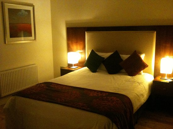 Shirley Arms Hotel: Very comfortable :-))