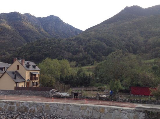 Hotel Restaurant Garona: Vistas desde el hotel
