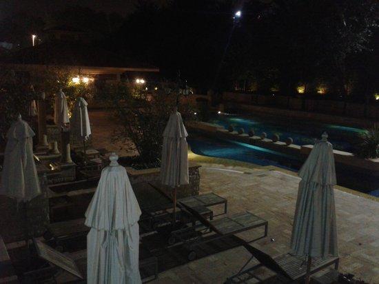 Grand Hyatt Istanbul: piscine
