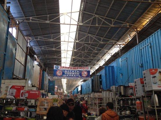 Dordoi Bazaar