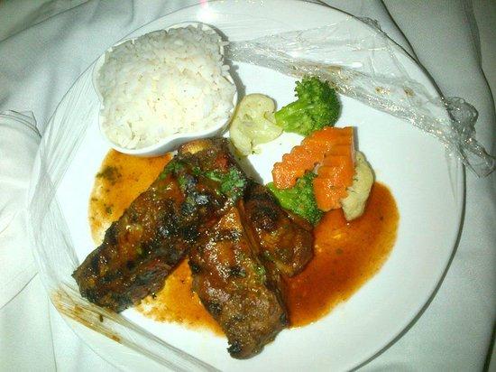 Coco Palm Resort : Dinner