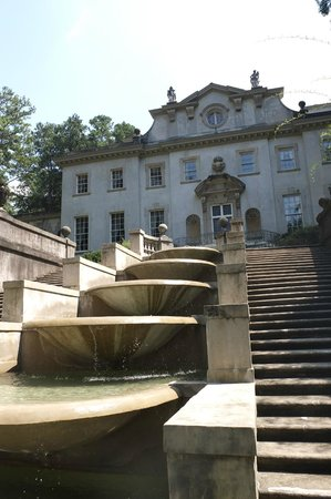 Atlanta History Center: Swan House