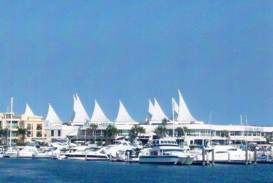 Marina Mirage : Photo Taken From Southport