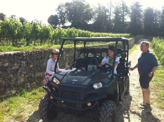 33 Tour Bordeaux & Châteaux