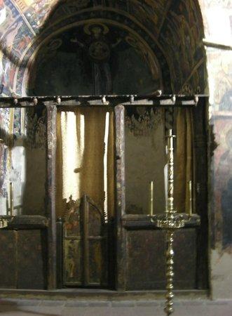 Ioannis Lampadistis (John Lampadistis Monastery): Inside