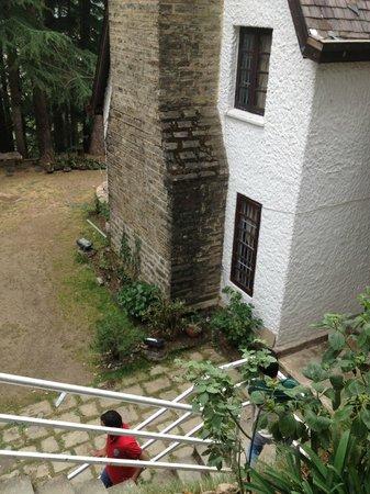 Shimla British Resort: Main Cottage