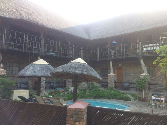Jabula Lodge : Best place to eat in marloth park